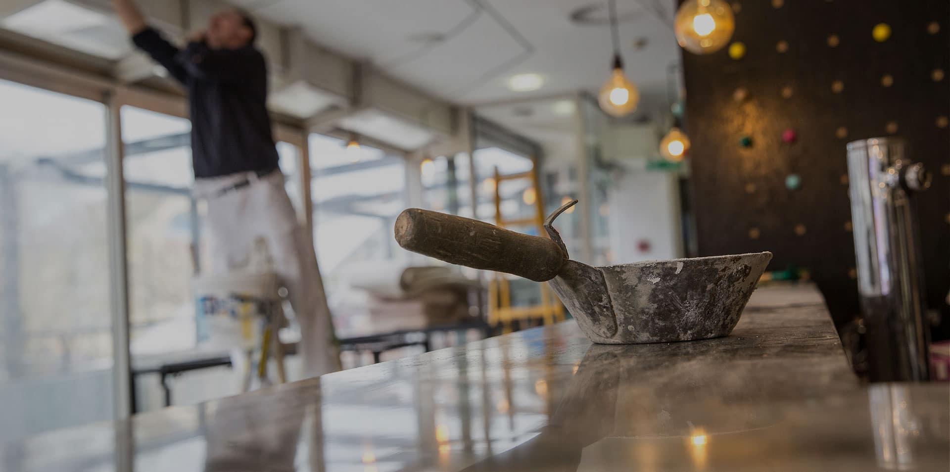 CMG Habitat<br>&#8211; <br> Service de Rénovation<br> à Grenoble